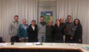 Con i candidati Pd alla Circoscrizione Bondone